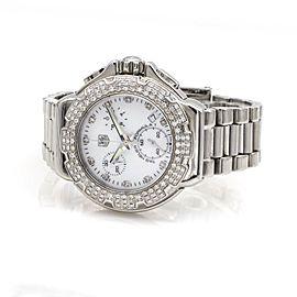 TAG Heuer Formula 1 Women's Diamond Stainless Steel Watch