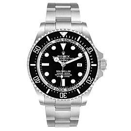 Rolex Oyster Deepsea Sea-Dweller 126660 Stainless Mens Watch 44mm 2021