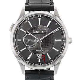 Zenith Captian 03.2130.682/22.C493 40mm Mens Watch