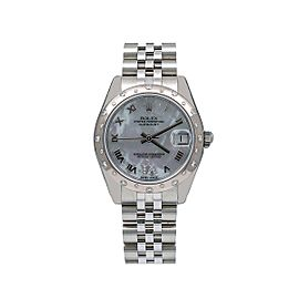 Rolex Datejust 178344 31mm Womens Watch