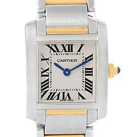 Cartier Tank Francaise W51007Q4 20mm Womens Watch