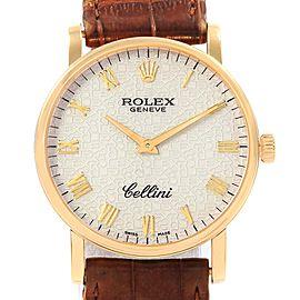 Rolex Cellini Classic 5115 Mens Watch