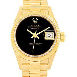 Rolex President Datejust 69178 Vintage 26mm Womens Watch