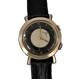 Jaeger-LeCoultre Memovox 9386 Vintage 34mm Mens Watch