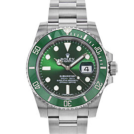 Rolex Submariner 116610LV 40mm Mens Watch