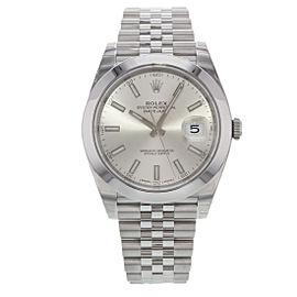 Rolex Datejust 126300 sij 41mm Mens Watch