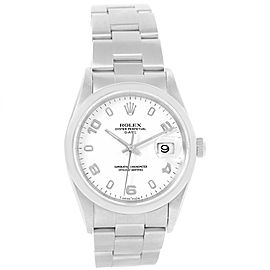 Rolex Date 15200 36mm Mens Watch