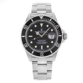 Rolex Submariner 16610 T 40mm Mens Watch