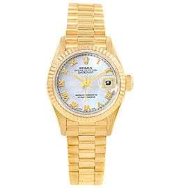 Rolex President Datejust 69178 26mm Womens Watch