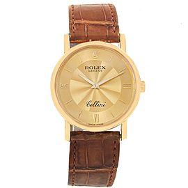 Rolex Cellini 5115 31.8mm Mens Watch
