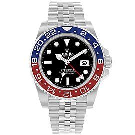 Rolex GMT Master II 126710 40mm Mens Watch
