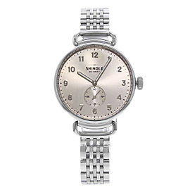 Shinola The Canfield 20004466 38mm Womens Watch