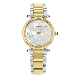 Salvatore Ferragamo Idillio FCH060016 34mm Womens Watch