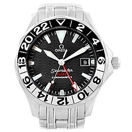 Omega Seamaster GMT 50th Anniversary 2234.50 41.0mm Mens Watch