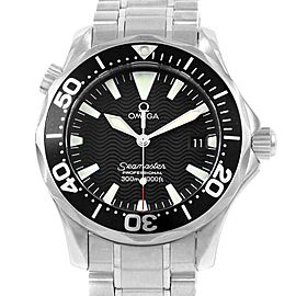 Omega Seamaster Midsize 36 Quartz Steel Mens Watch 2262.50.00