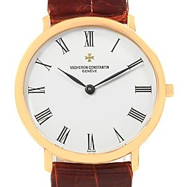 Vacheron Constantin Patrimony 31160 33mm Mens Watch