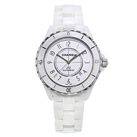 Chanel J12 H2981 42mm Mens Watch