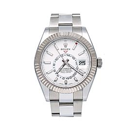 Rolex Sky-Dweller 326934 42mm Mens Watch
