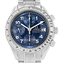 Omega Speedmaster Date 39mm Chronograph Mens Watch 3513.82.00