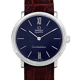 Omega Constellation 191.032 Vintage 33mm Mens Watch