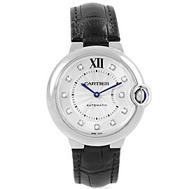 Cartier Ballon WGBB0009 33mm Womens Watch