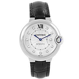Cartier Ballon WGBB0009 33mm Womens Watch