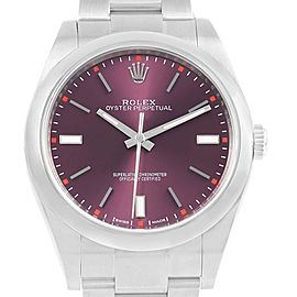 Rolex Oyster Perpetual 114300 39mm Mens Watch