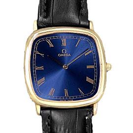 Omega De Ville MD 195.0077 Vintage 30mm Mens Watch Features