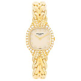 Patek Philippe La Flamme 4815.3 21mm Womens Watch