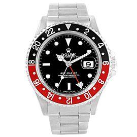 Rolex GMT Master Coke Bezel 16700 40.0mm Mens Watch