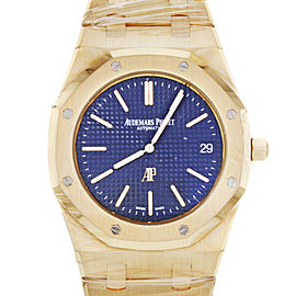 Audemars Piguet Royal Oak 15202or.oo.1240or.0 39mm Mens Watch