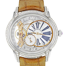 Audemars Piguet Millenary 77247bc.zz.a813cr.01 39.5mm Womens Watch
