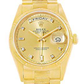 Rolex President Day-Date 18078 36mm Mens Watch
