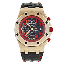 Audemars Piguet Royal Oak Offshore 26299OR.OO.D001GA.01 42mm Mens Watch