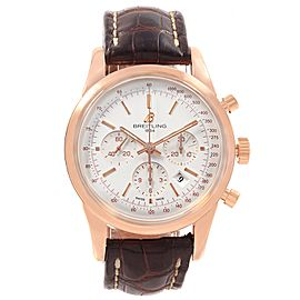 Breitling Chronograph 188 43mm Mens Watch