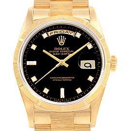 Rolex President Day-Date 18308 36mm Mens Watch
