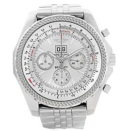 Breitling Chronograph A44362 48.7mm Mens Watch