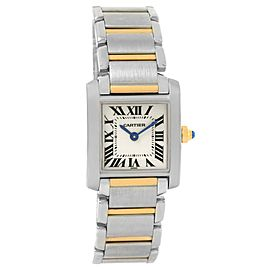 Cartier Francaise W51007Q4 20.0mm Womens Watch