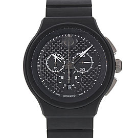 Movado Parlee 606929 45mm Mens Watch
