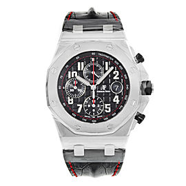 Audemars Piguet Royal Oak Offshore 26470ST.OO.A101CR.01 42mm Mens Watch