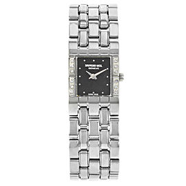 Raymond Weil Tema 5886-DB-BK 17mm Womens Watch