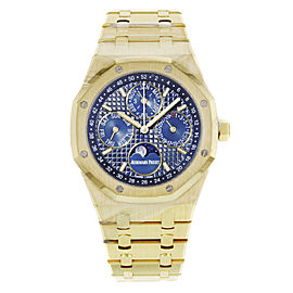 Audemars Piguet Royal Oak 26574BA.OO.1220BA.01 41mm Mens Watch