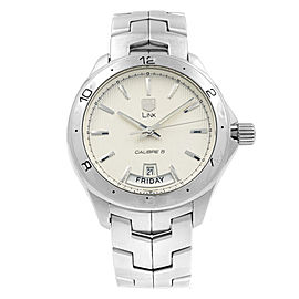 Tag Heuer Link WAT2011.BA0951 42mm Mens Watch