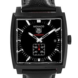 Tag Heuer Monaco WW2119 37mm Mens Watch
