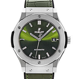 Hublot Classic Fusion 521.NX.8970.LR 45mm Mens Watch