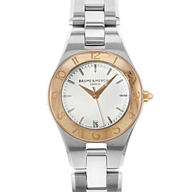 Baume & Mercier Linea MOA10079 27mm Womens Watch