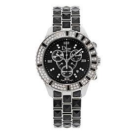 Christian Dior Christal CD11431CM001 38mm Unisex Watch