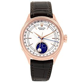 Rolex Cellini Moonphase 50535 39mm Mens Watch