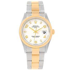 Rolex Date 15200 34.0mm Mens Watch