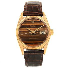 Rolex Datejust 1601 34mm Mens Watch